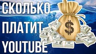 СКОЛЬКО Я ПОЛУЧИЛ за ДВА МИЛЛИОНА ПРОСМОТРОВ на YouTube?