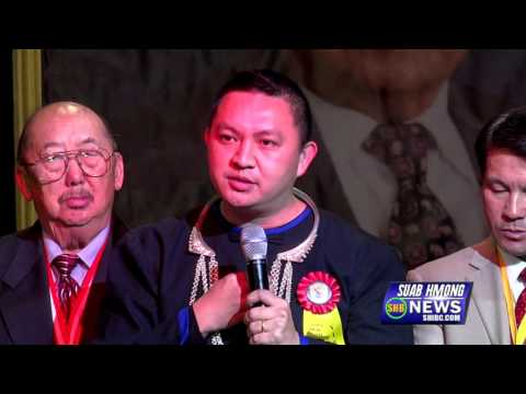 SUAB HMONG NEWS:  ChiNeng Vang Keynote Speaker at the 2015-16 Hmong International New Year