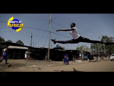 What's up Africa EXTRA - Joel Kioko: Ballet dancing in the slums