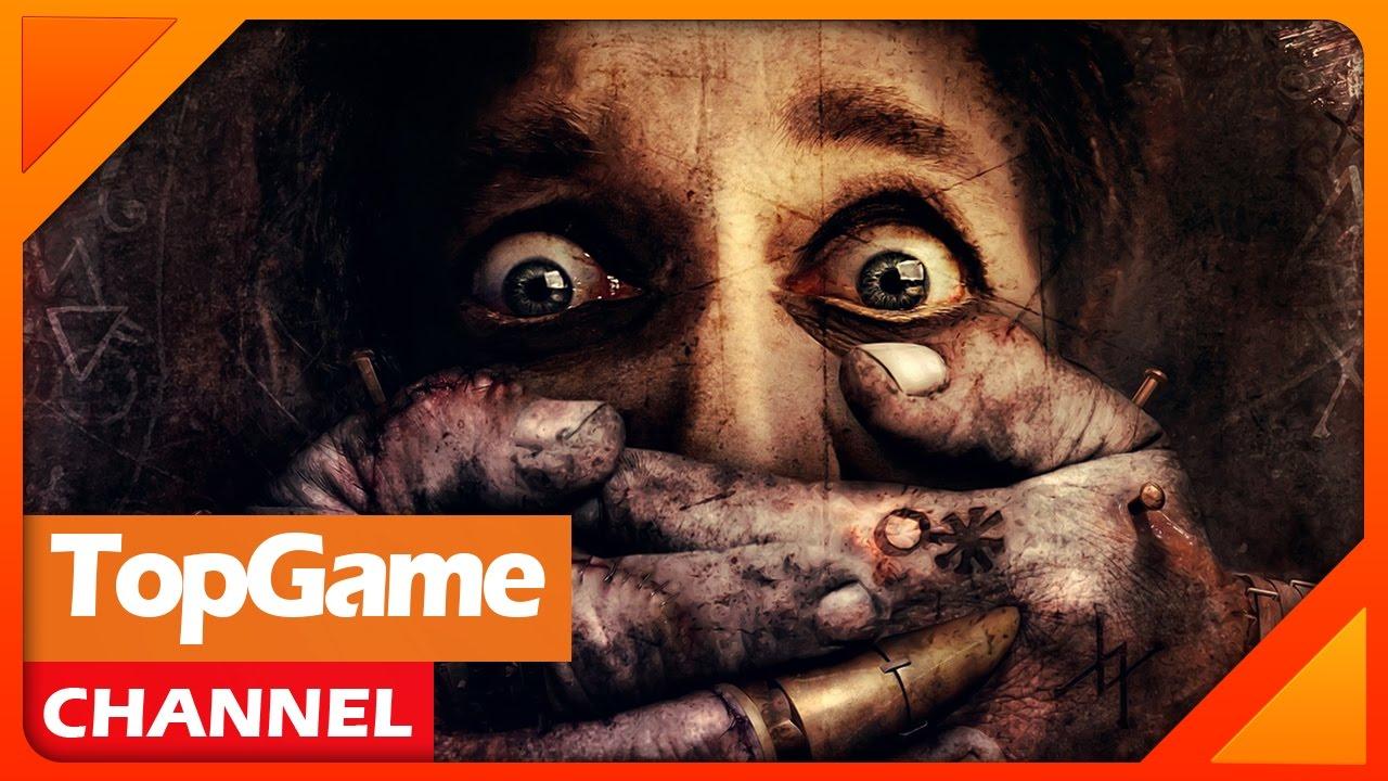 [Topgame] Top 10 game KINH DỊ gây ám ảnh trên điện thoại | Android-IOS
