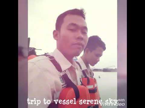 trip to vessel coal ship