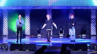 161118 블레이드 & 소울 월드 챔피언쉽 N-POP 쇼케이스 - EXO-CBX 'Crush U' 직캠 by DaftTaengk MP3