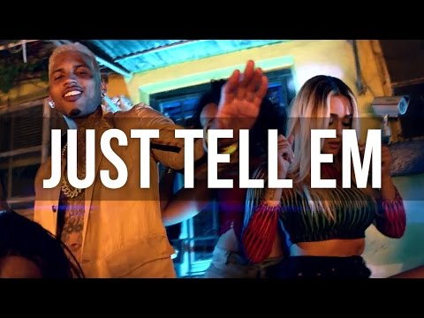 Kid Ink Type Beat feat. Ty Dolla $ign - Just Tell 'Em