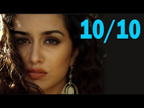 Shraddha Kapoor's 10 on 10 Interview - EXCLUSIVE