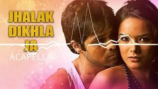 Jhalak Dikhlaja  Acapella Free Download