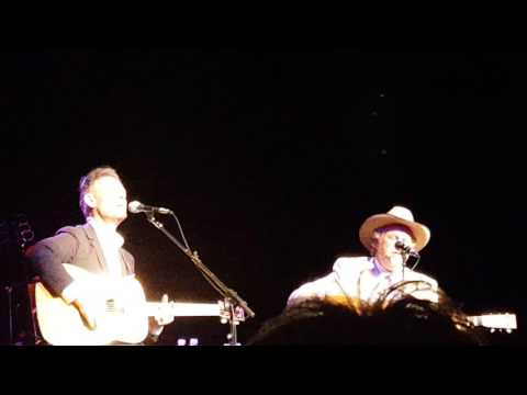 Lyle Lovett Robert Earl Keen this old porch Northern Quest Casino March 20, 2016