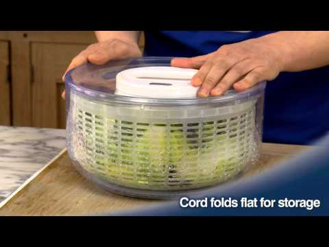 Zyliss® Easy Spin Salad Spinner