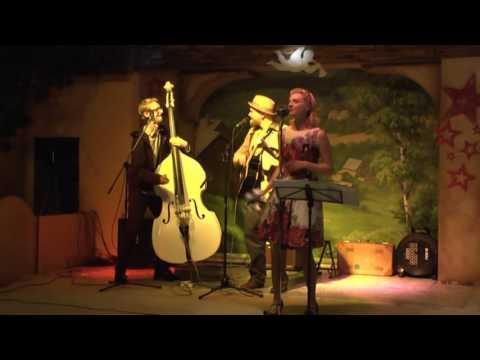 """Miss Lesly K. & The Lucky Tunes in der Schiefergrum 11.03.2017 """"Dynamite"""""""