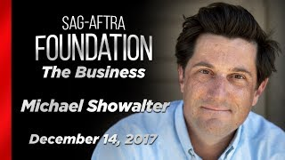 Michael Showalter on The Business