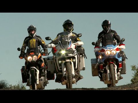 honda africa twin crf 1000 touratech youtube. Black Bedroom Furniture Sets. Home Design Ideas
