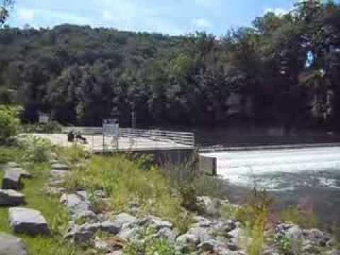 New Bethlehem, PA Dam on Redbank Creek