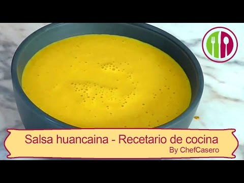 La Mejor Receta De Salsa Huancaina Para Tus Papas O Tallarines