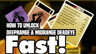 NBA 2k19 Best Method To Unlock MidRange & Deep Range Deadeye Quick! NBA 2k19 Badge Tutorial