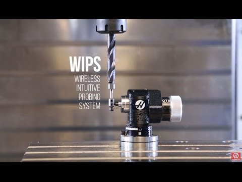 WIPS - The Haas Wireless Intuitive Probing System