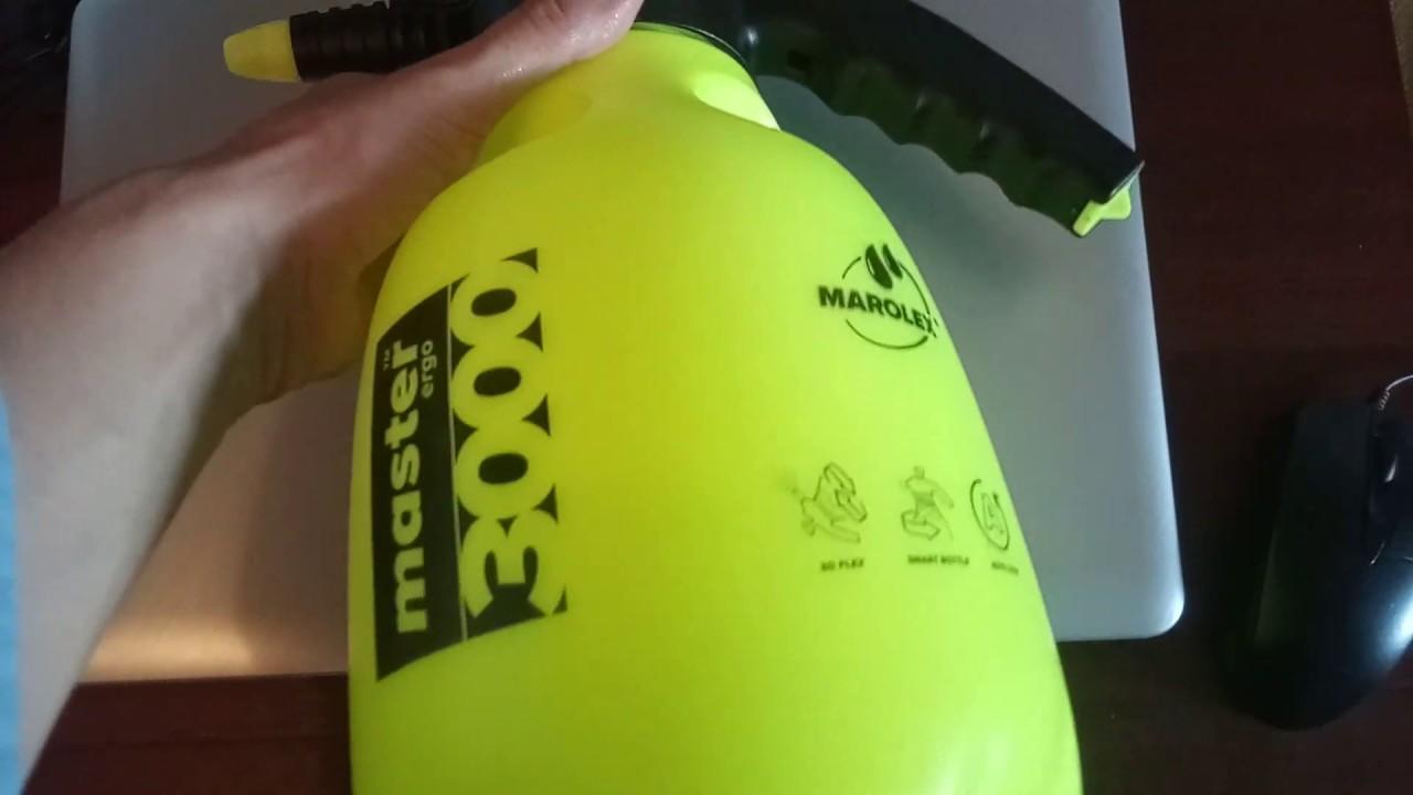 Ручной опрыскиватель Marolex 3 литра