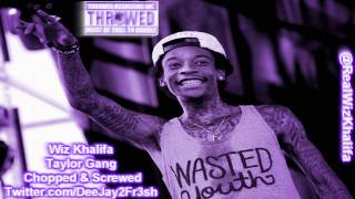 Wiz Khalifa Taylor Gang Chopped Screwed.mp3