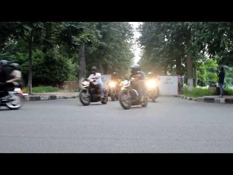 Chandigarh Geri Route Sec 9