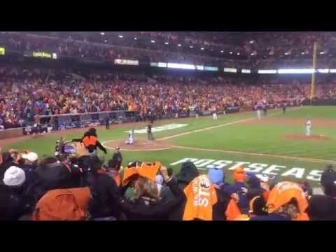 Thank God I'm a Country Boy - Orioles 7th inning Stretch in ALCS