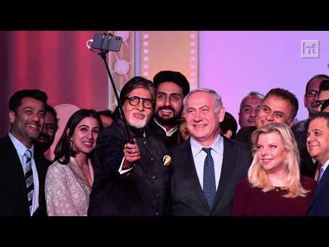 Shalom Bollywood: Israeli PM Benjamin Netanyahu Meets Bollywood Stars
