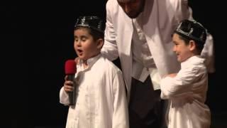 Fatih Medreseleri Sefaköy Yıl Sonu Merasimi Yemek Yeme Adabı ve Yemek Duası 12.06.2013