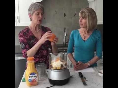 Mango Coconut Soft Serve