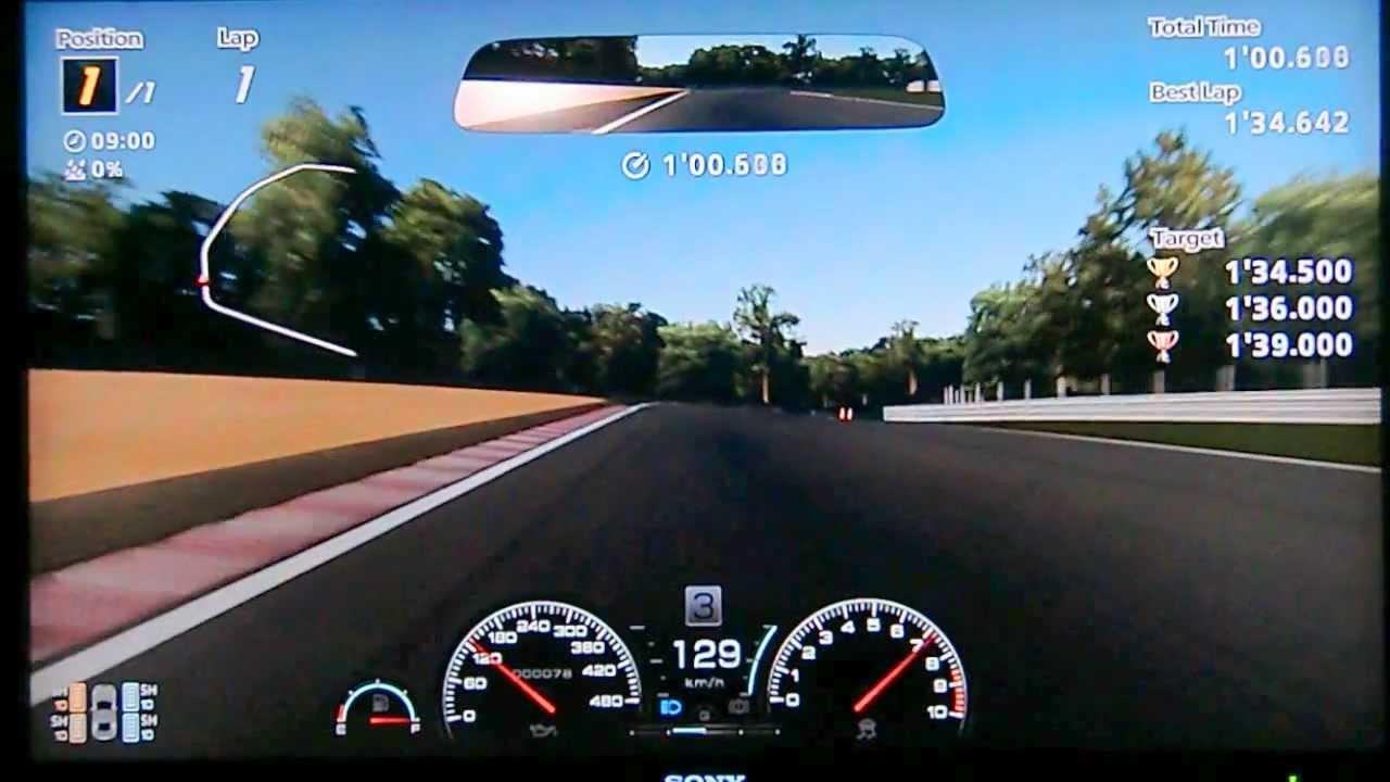 Gran Turismo 6 GT6 攻略 キャリアモード スーパーライセンス試験 S-4 ...