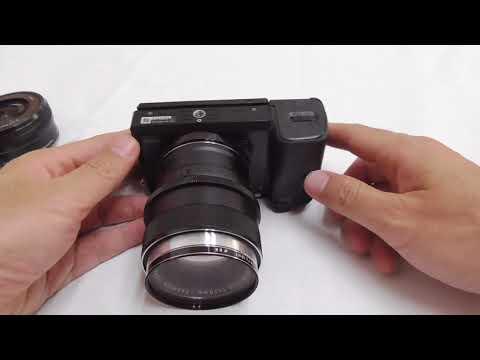 Sony A6000 + M42-NEX Adaptor + Yashica 1:1.4 F=50mm Lens