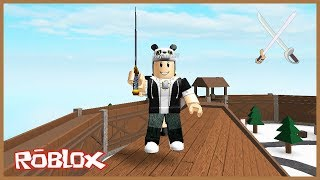 WE'RE FIGHTING A KILIC WAR! Roblox Mini Games with Panda