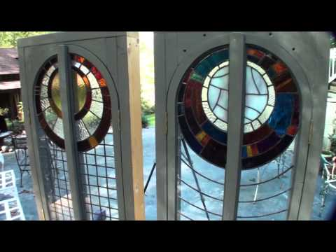 Handmade Windows - Tiny House Stained Glass