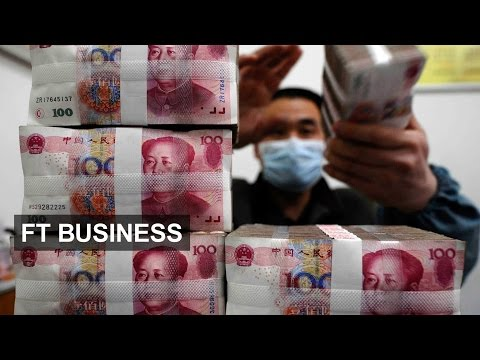 The renminbi: growth of a global currency | FT Business