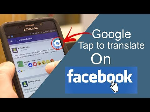 How To Enable Google Translate Button On Facebook