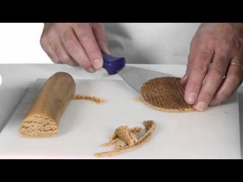 Hoe maak je een stroopwafel?