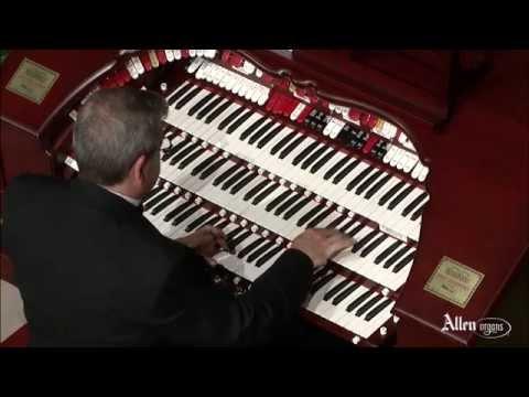 Lance Luce 2015 ATOS National Convention Concert - Allen Organs