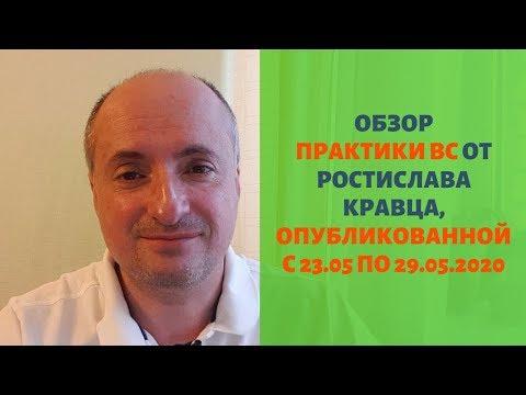 Обзор практики ВС от Ростислава Кравца, опубликованной с 23 по 29 мая 2020 года