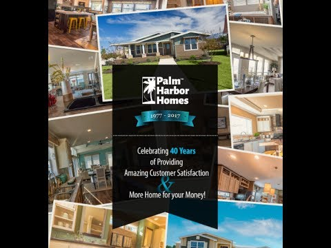 Palm Harbor Homes - The Big 40th Sale-a-thon
