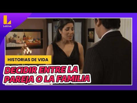 🔵 Serie Peruana Confesiones: ¿La familia es lo primero? | Reflexiones de vida | Historias de vida