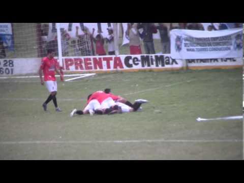 Liga de Futbol Concordia - 3er Gol Adrian Trinidad(Colegiales)