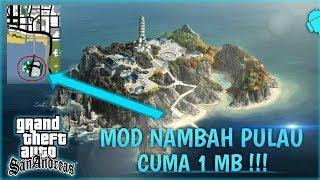 vuclip [1MB] MOD TAMBAH PULAU DI GTA SA ANDROID | Mod Add new island in gta sa android