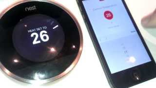 Muzzley-enabled Nest thermostat
