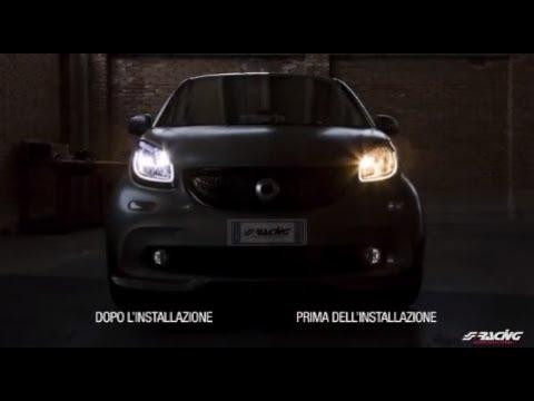 Plafoniere Smart : Ita smart conversione led simoni racing youtube