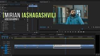 Лучший урок по цветокоррекции видео в Adobe Premiere pro cc Panasonic G7