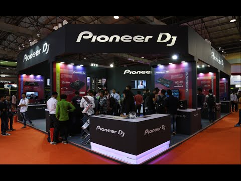 Pioneer DJ India At #‎PalmExpo2016‬ ‪#‎Mumbai‬