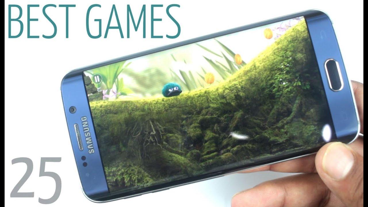 Top 25 Best Android Games 2015 Youtube