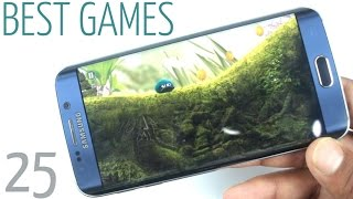 Top 25 Best Android Games 2015