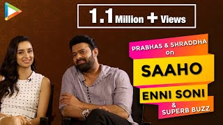 """Prabhas On SAAHO: """"When You See the Film You Know Its Very HARD to..."""" 