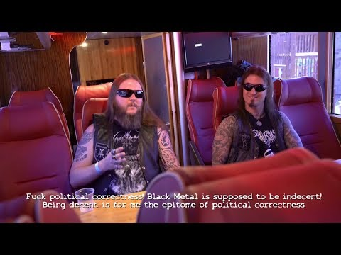 Nargaroth Interview Darktroll 2017
