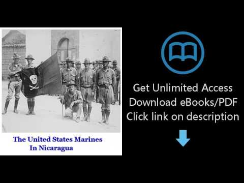 Download The United States Marines in Nicaragua PDF