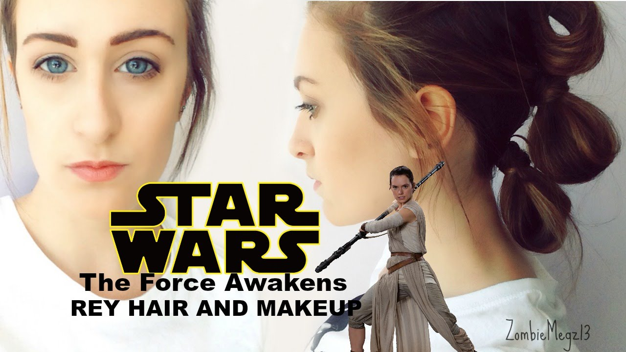 picture Your First Look At Reys Hair in Star Wars: The Last Jedi