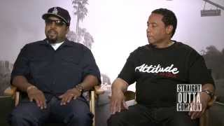 Exclusive Ice Cube & DJ Yella interview Straight Outta Compton