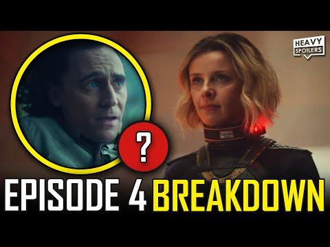 LOKI Episode 4 Breakdown & Ending Explained Spoiler Review | MCU Easter Eggs & Post Credits Scene